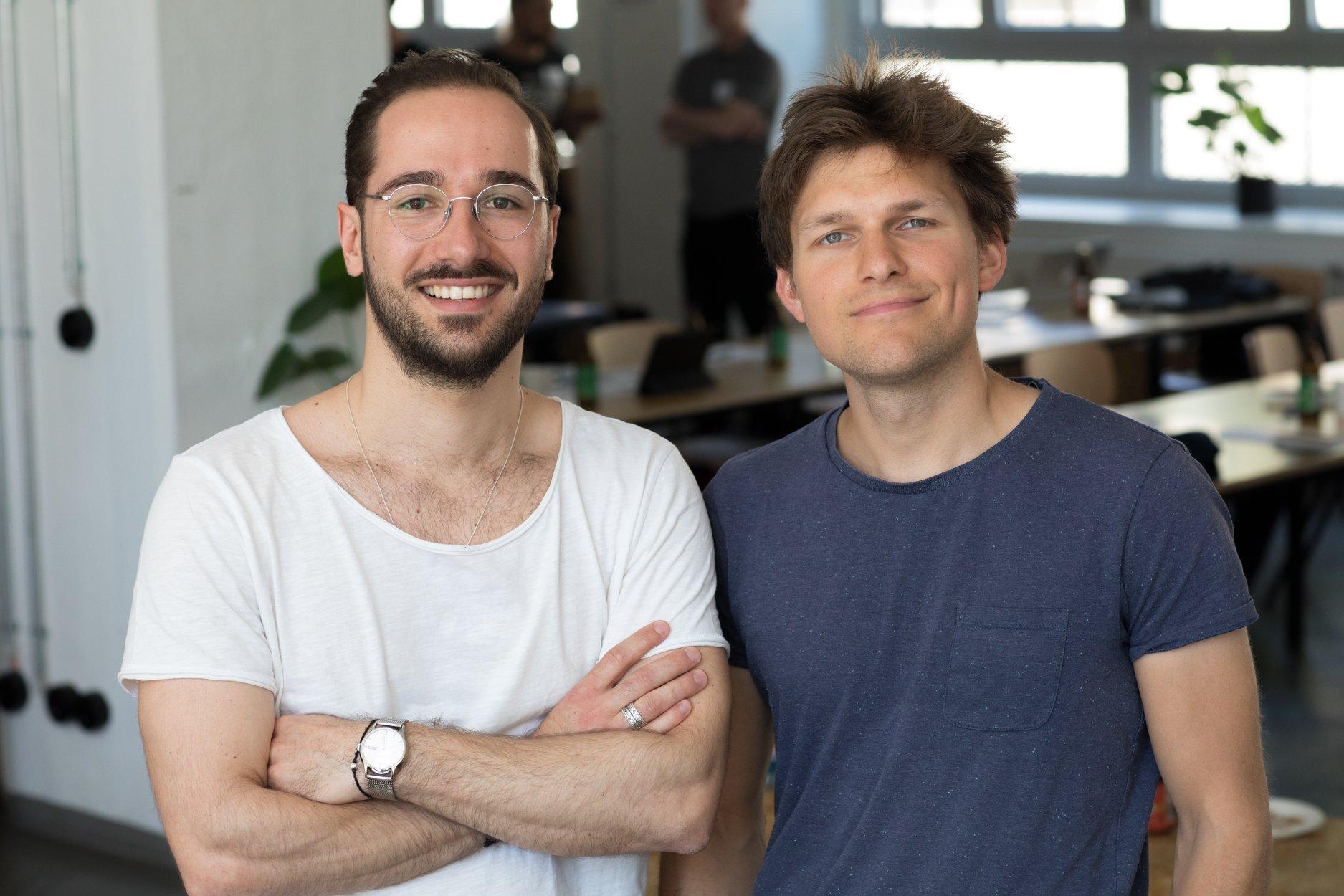 Fabio & Rupert from ROY