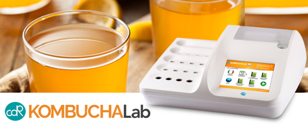 Kombucha Lab Machine