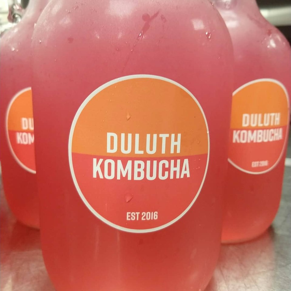Duluth Kombucha