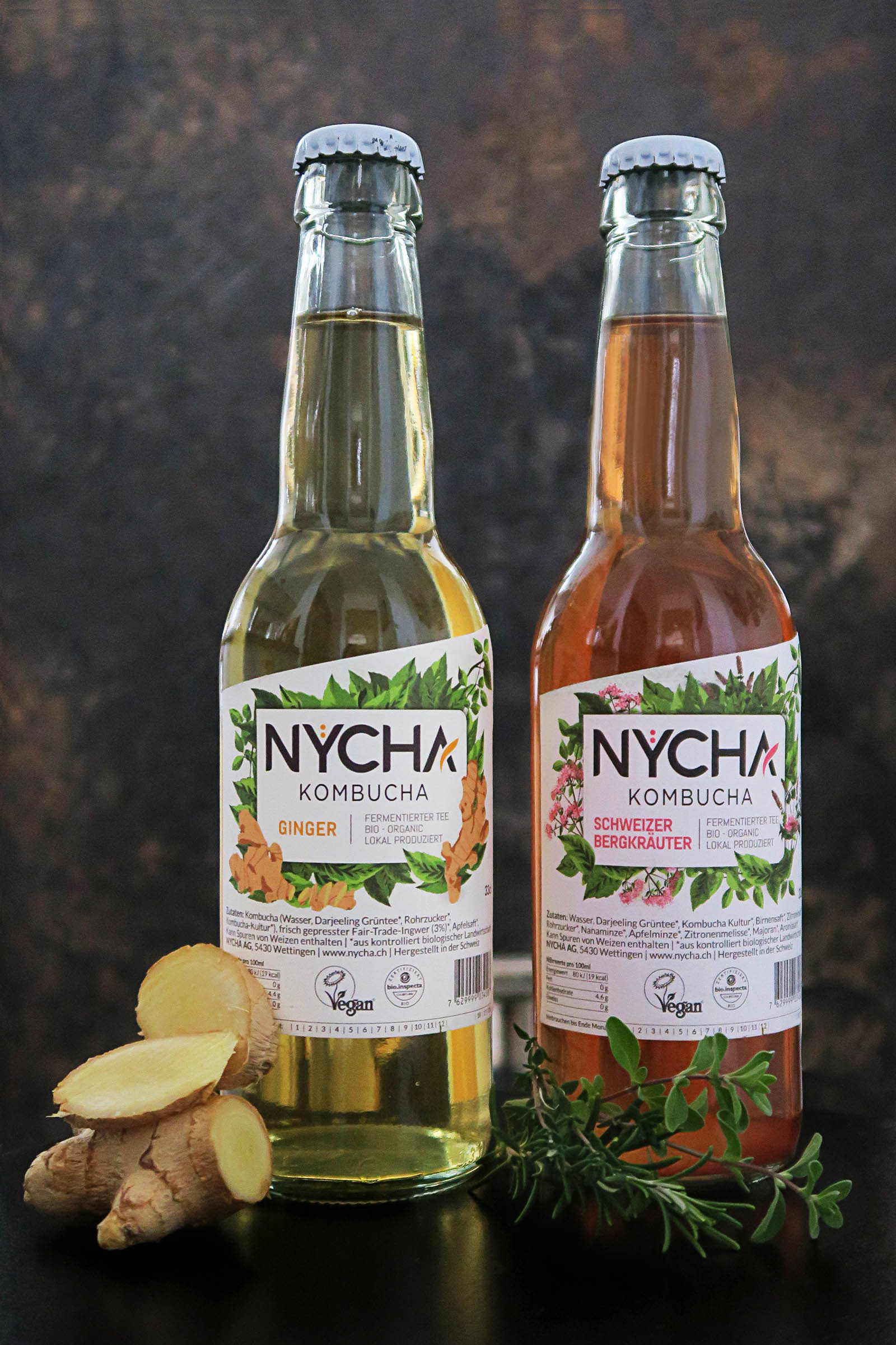 Nycha Bottle