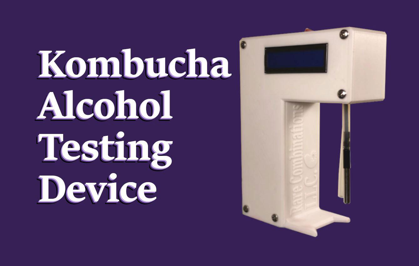 Kombucha Alcohol Testing Device